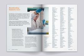 MJFF—2015 Annual Report